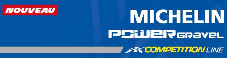 Michelin power gravel urbain cyclocross