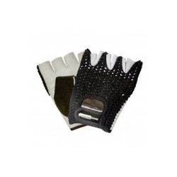 Gants mitaines ADD-ONE coton crochet taille M/L