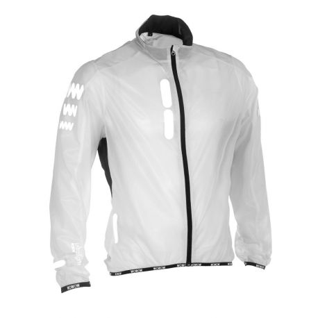 Veste de sécurité blanche WOWOW Ultralight Supersafe