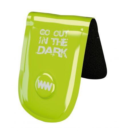 Clip magnétique réfléchissant à LED WOWOW Magnetlight