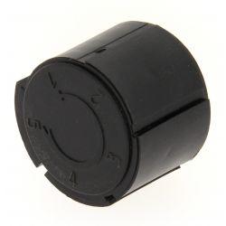 Cache plastique pour tube pour pied de réparation ref 4236