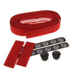 Guidoline BIKE RIBBON Spugna Rouge