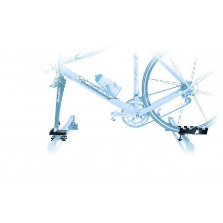 Porte-vélo de toit PERUZZO Rolle pour vélo freins à disques