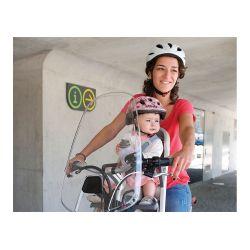 Pare-brise pour siège vélo bébé POLISPORT universel