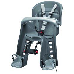 Porte bébé POLISPORT Bilby junior fixation avant gris/argent