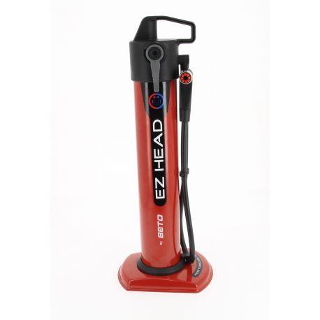 Pompe compresseur pneu tubeless BETO EZ HEAD 11 bars 160 PSI