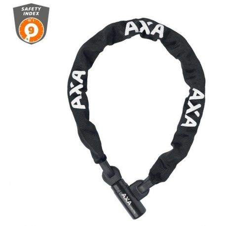 Antivol chaîne AXA Linq city 100cm diamètre 7mm noir