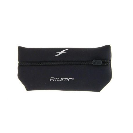 Pochette additionnelle FITLETIC  imperméable noire pour lunettes