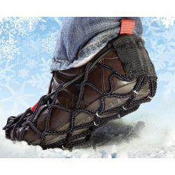 Sur-chaussures antidérapantes EZYSHOES Walk pour la marche