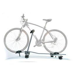 Porte-vélo de toit PERUZZO Pure Instinct 1 vélo sans étirement ouverture pince à distance
