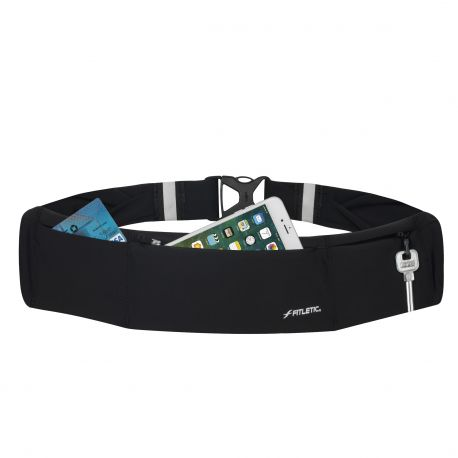 FITLETIC Ceinture 360° 3 poches