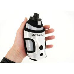 Gourde à main running FITLETIC Hydra Pocket avec pochette
