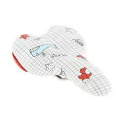 Selle enfant SELLE ROYAL Spyder en gel confortable