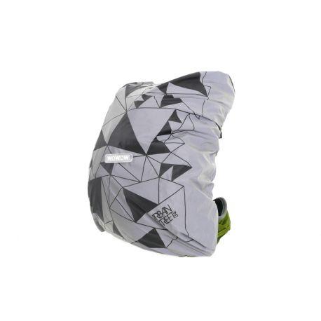 WOWOW Bag Cover Urban Silver