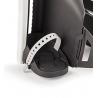 Sangle de repose-pied HAMAX pour porte-bébé Caress grise en plastique droite ou gauche