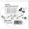 Antival spirale ADD ONE longueur 180cm diamètre 12mm câble en acier à code indice de protection 4/10