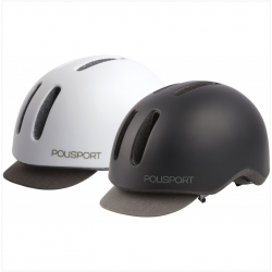 Casque Commuter in-mold