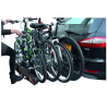 Porte vélo inclinable PERUZZO Pure Instinct 4 vélos sur attelage