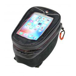 Sacoche de cadre HAPO G 1.8 litres smartphone matière EVA