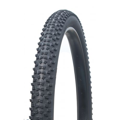 Pneu rigide 27,5x2x10 BIKE ORIGINAL Blueway anticrevaison 30TPI noir