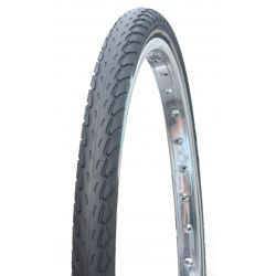 Pneu BIKE ORIGINAL 26x1.75 Blueway protection anticrevaison bande réflective