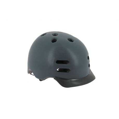 ADD ONE Casque urbain gris Taille M 55-58 cm