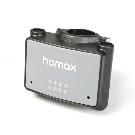 Système de fixation standard HAMAX pour sièges porte-bébés