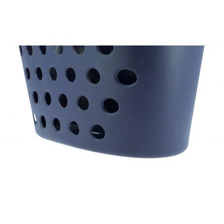 HAPO G Panier Trendy One fixation porte-bagages bleu foncé