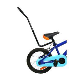 Canne de guidage sur tube de selle vélo enfant AOK pour apprentissage du vélo