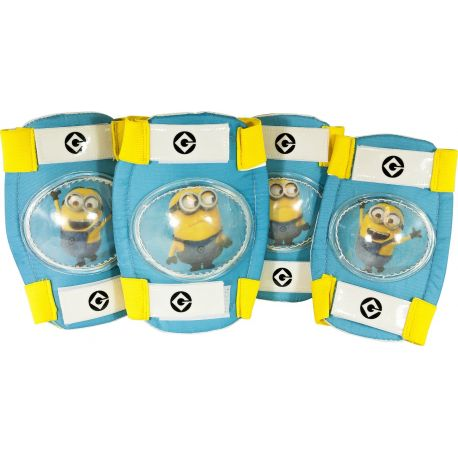 Protections Minions genou/coud