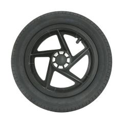 "Paire de roues 12"" ETRTO 57-203 12 1/2X2 1/4 Pneus TUBETYPE SHOPPING TRAILER"