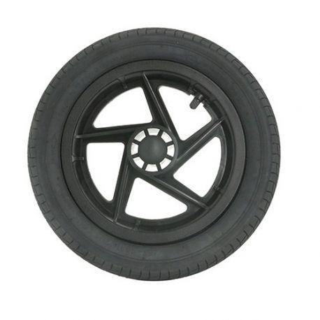 """Paire de roues 12"""" ETRTO 57-203 12 1/2X2 1/4 Pneus TUBETYPE SHOPPING TRAILER"""