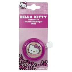 Sonnette métal hello kitty
