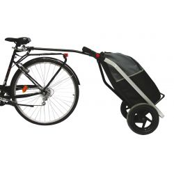 Shopping Trailer compatible e-bike