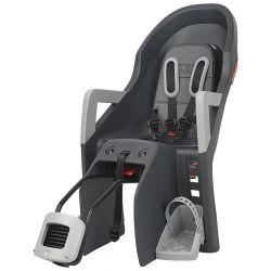 Porte bébé POLISPORT GUPPY MAXI RS Plus à fixation sur cadre Inclinable