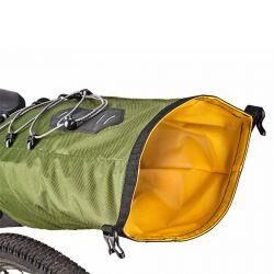 Sacoche de selle Bikepacking étanche 11 litres Green Line