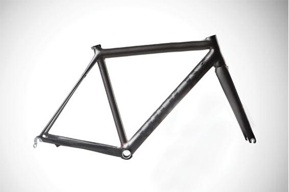 un cadre de vélo